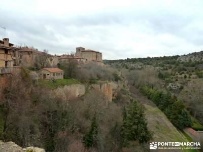 La Fuentona y el Sabinar de Calatañazor; salir de madrid;viaje senderismo verano